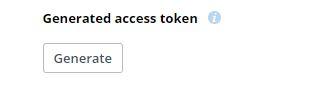 Dropbox Access Token