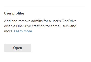 SharePoint User Profiles
